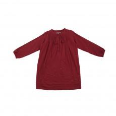 Robe Mukesh  Rouge cerise