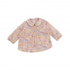 Blouse Liberty Col Claudine Rose