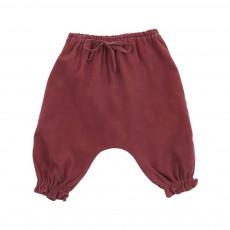 Pantalon Velours  Vieux Rose