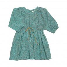 Robe Liberty Pulmia Bleu Vert