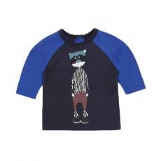 T-shirt MrMarc Bleu marine