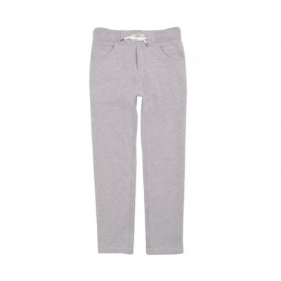 Pantalone Morbido Grigio chiné