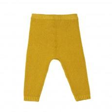 Pantalon 4 Fils  Ocre