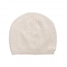 Bonnet Cachemire Blanc
