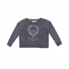 Sweat Lauriers Venice Gris