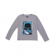 T-shirt Batman Gris chiné