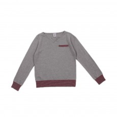 Pull Maby Gris chiné