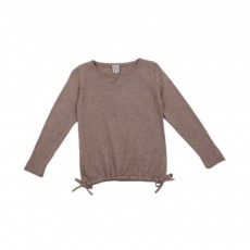 Pull Michely Beige