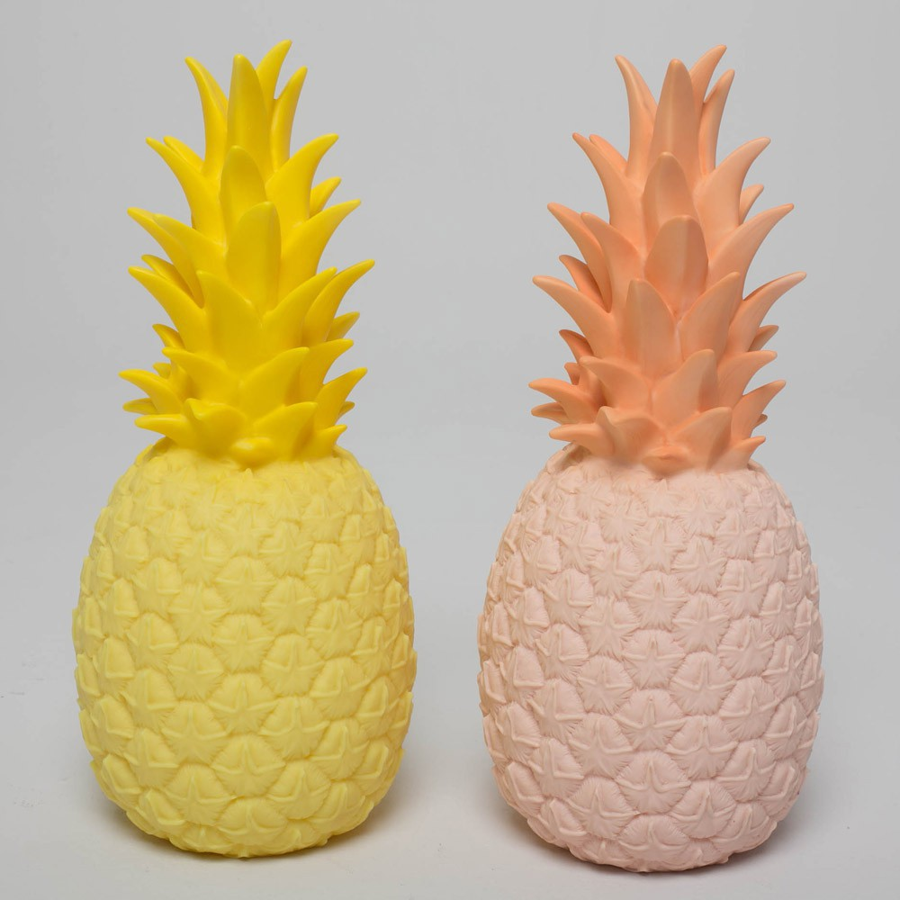 Lampe ananas rose goodnight light d coration smallable - Report de paiement de 3 mois par cb ...