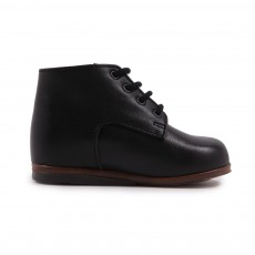 Bottines Cuir Miloto Noir