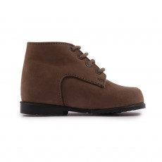 Bottines Milocho Marron