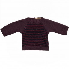 Sweat Semme Bordeaux