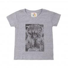T-shirt Atrigrou Gris chiné