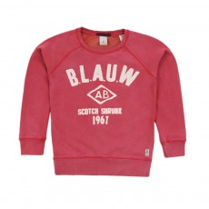 Sweat B.L.A.U.W Rouge