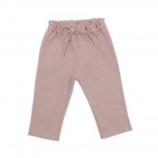 Pantalon  Rose poudré