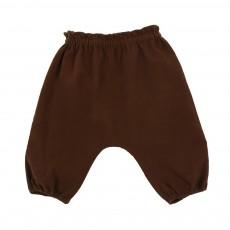 Pantalon Velours  Camel