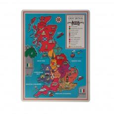Puzzle Grande-Bretagne