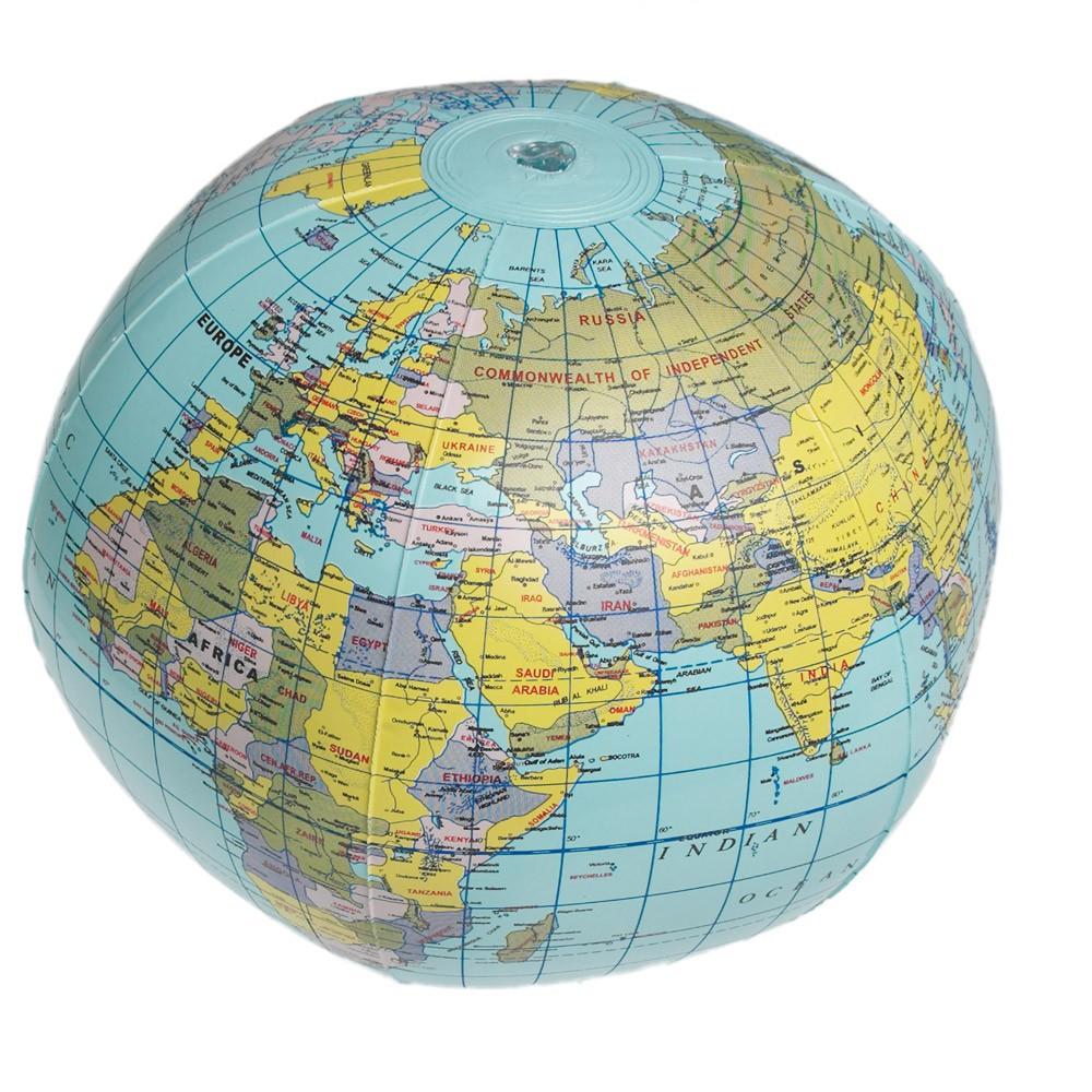 Globe gonfler rex jeux jouets loisirs enfant smallable - Globe maison du monde ...