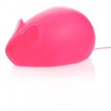 Lampe Jelly souris - Rose