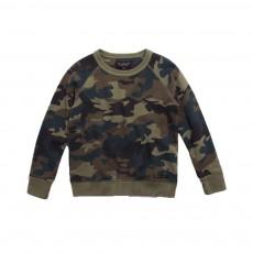 Sweat Camouflage Hank  Vert