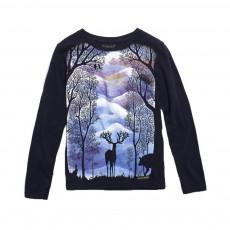 T-shirt Magic Forest Nolita Multicolore