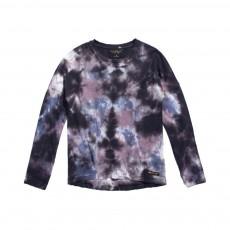 T-shirt Tie & Dye Saria Multicolore