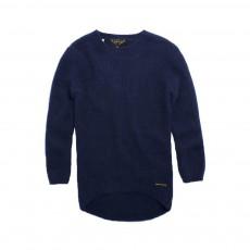 Robe Pull Dalia Bleu marine