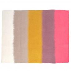 Tapis en feutre Bardya Multicolore