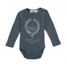 Body Lauriers Venice Bleu canard