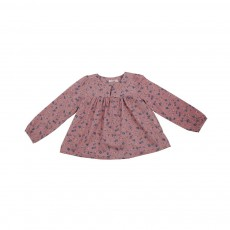 Blouse  Christine Rose pâle