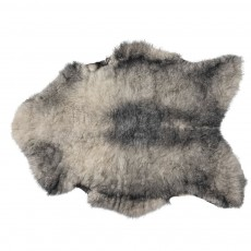 Peau de mouton islandais - Gris