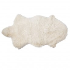 Peau d'agneau de Mongolie - Gris foncé