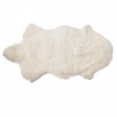 Peau d'agneau de Mongolie - Naturel