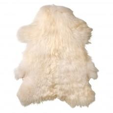 Peau de mouton islandais - Blanc