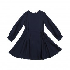 Robe Bleu Marine Bleu marine