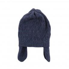 Bonnet Cazale  Bleu chiné
