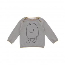 Pull Horrace Gris