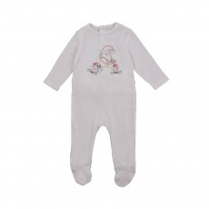 Pyjama Noël Muffin Blanc