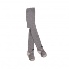 Collants Sweetpea Gris