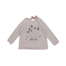 Sweat Magic Gris clair