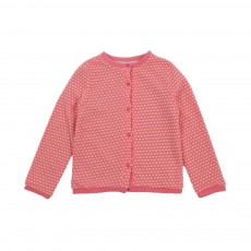 Cardigan Lovely Rose