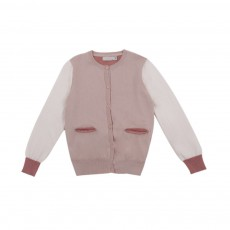 Gilet Tricolore Lauren Rose