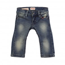 Jeans Slim Denim brut