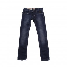 Jean Jogger Slim Denim brut