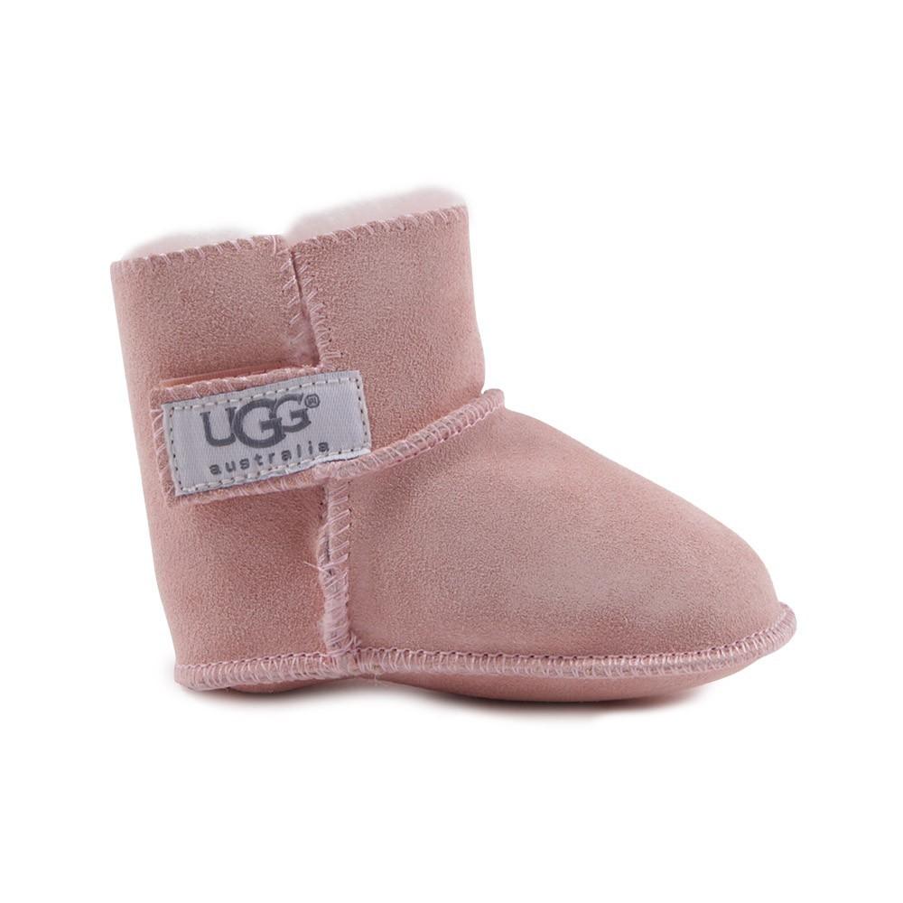 bottes fourr es erin rose ugg chaussures enfant smallable. Black Bedroom Furniture Sets. Home Design Ideas