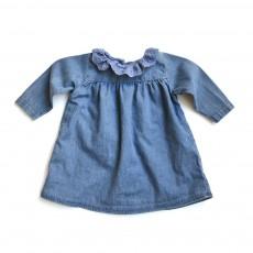 Robe Denim Elisa Bleu jean