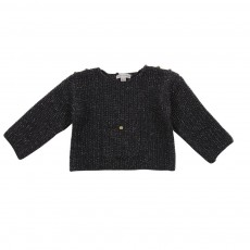 Pull Lurex Kate Gris anthracite