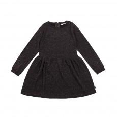 Robe Melissa Lurex Noir