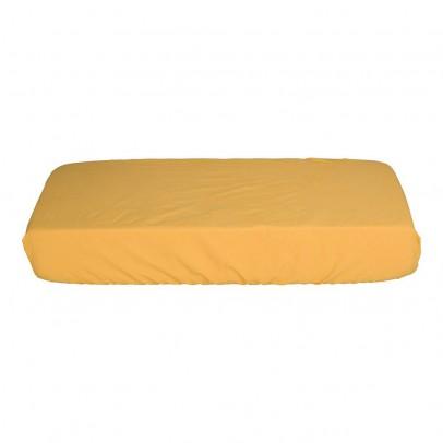 Drap housse jaune imps elfs d coration smallable - Drap housse jaune ...