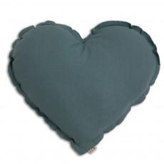 Coussin cœur-